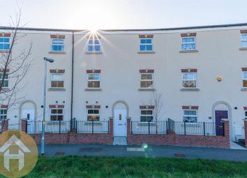 Thumbnail 4 bedroom town house for sale in Churn Way, Royal Wootton Bassett, Swindon