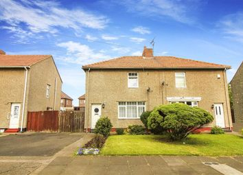 Thumbnail 3 bed semi-detached house for sale in Park Avenue, Shiremoor, Tyne And Wear