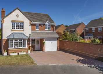 4 bed detached house for sale in Warwick Way, Leegomery, Telford, Shropshire TF1