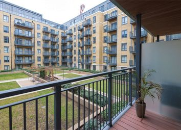 Thumbnail 2 bed flat for sale in Constantine House, 14 Boulevard Drive, London