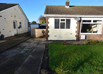 Thumbnail 2 bed semi-detached bungalow for sale in Lennox Close, Hunmanby, Filey