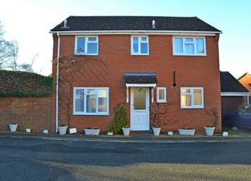 Thumbnail 3 bed detached house for sale in Hopkins Close, Cambridge