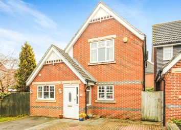 Thumbnail 4 bedroom detached house for sale in Woodall Close, Chessington