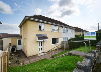 Thumbnail 3 bed semi-detached house for sale in Torrington Road, Gendros, Swansea