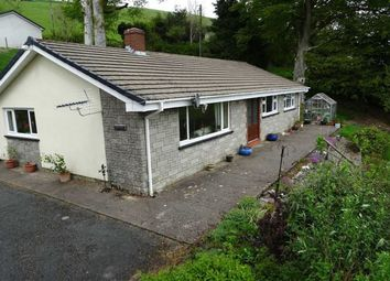 Thumbnail 3 bed detached bungalow for sale in Bryneithin, Llangurig, Llanidloes, Powys