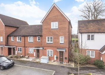 Thumbnail 4 bed town house for sale in Outfield Crescent, Wokingham, Berkshire