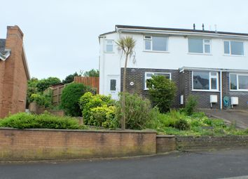 Thumbnail 3 bed end terrace house for sale in Plunch Lane, Swansea