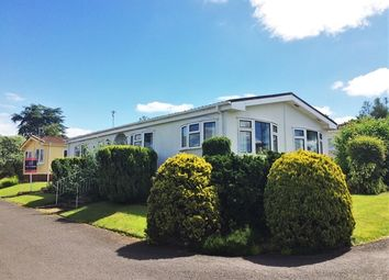 Thumbnail 2 bed mobile/park home for sale in 64 The Bramleys, Otter Valley Park, Honiton