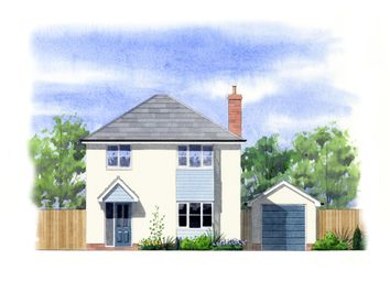 Thumbnail 3 bed detached house for sale in Weeley Road, Little Clacton, Clacton-On-Sea