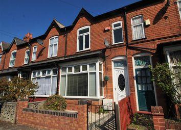 3 bed terraced house for sale in Highbury Road, Kings Heath, Birmingham B14
