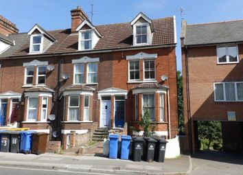 Thumbnail 2 bedroom flat for sale in Burrell Road, Ipswich, Suffolk