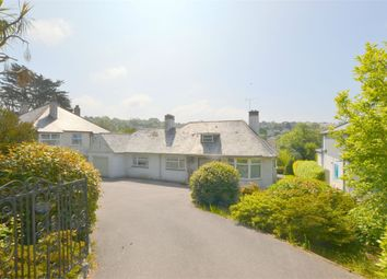 Thumbnail 3 bed detached bungalow for sale in Tregolls Road, Truro