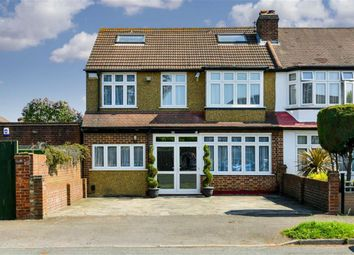 Thumbnail 5 bed semi-detached house for sale in Chertsey Drive, Cheam, Surrey
