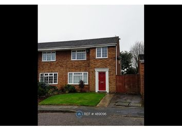 Thumbnail 3 bed semi-detached house to rent in Warren Close, Buckingham