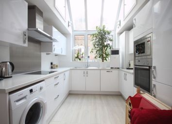 Thumbnail 2 bed terraced house to rent in Akenside Road, Hampstead