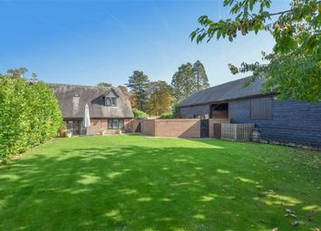 Thumbnail 3 bed end terrace house for sale in Hamels Park Barns, Buntingford, Hertfordshire