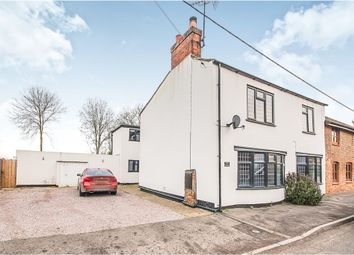 Thumbnail 4 bed semi-detached house for sale in Church Way, Tydd St. Mary, Wisbech