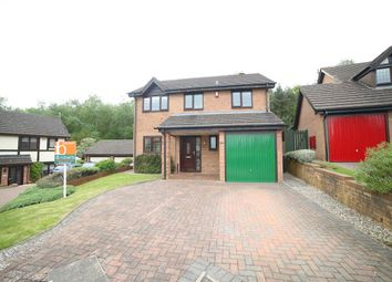 Thumbnail 4 bedroom detached house for sale in Bryony Way, Priorslee, Telford