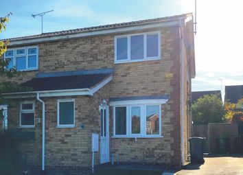 Thumbnail 2 bed semi-detached house for sale in Campion Road, Swadlincote, Derbyshire