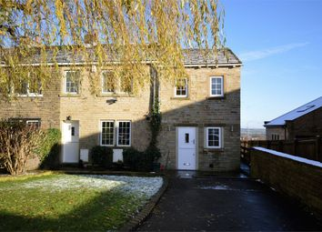 Thumbnail 4 bed cottage for sale in School Lane, Southowram, Halifax, West Yorkshire