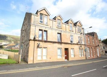 Thumbnail 1 bed flat for sale in Service Street, Lennoxtown, Glasgow, East Dunbartonshire