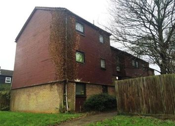 Thumbnail 1 bed flat to rent in North Holme Court, Northampton