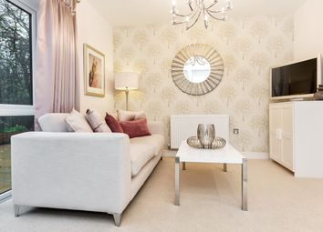 Thumbnail 2 bed flat for sale in Off Westfield Way, Woking