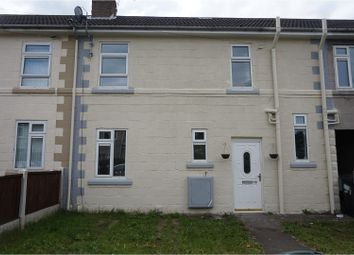 Thumbnail 3 bed terraced house to rent in Smith Square, Doncaster