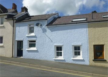 Thumbnail 2 bed cottage for sale in Chapel Street, Tregaron