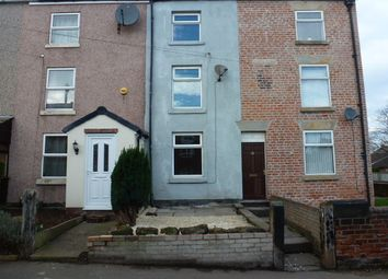 Thumbnail 4 bed terraced house to rent in Cross London Street, New Whittington, Chesterfield