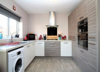 Thumbnail 3 bed end terrace house for sale in Fairwater Close, Fleetwood