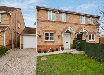 Thumbnail 3 bed semi-detached house for sale in 25 Queens Park, Doncaster