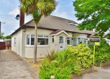 Thumbnail 2 bedroom semi-detached bungalow for sale in Rosecroft Gardens, Twickenham