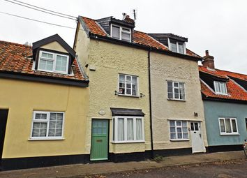 Thumbnail 2 bedroom terraced house for sale in The Street, Metfield, Harleston