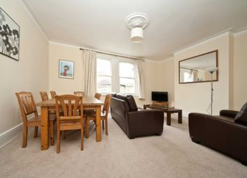 Thumbnail 3 bed flat to rent in Filmer Road, London