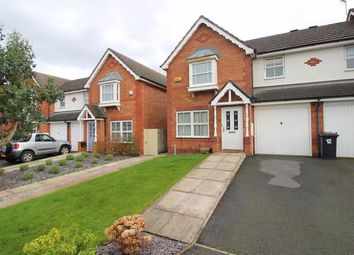3 bed terraced house for sale in Oakworth Close, Congleton CW12