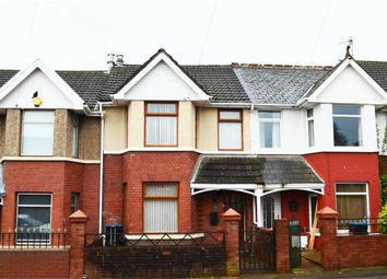 Thumbnail 3 bed terraced house for sale in Badminton Grove, Ebbw Vale, Blaenau Gwent