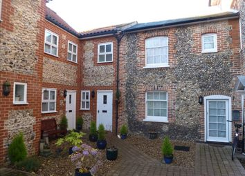 Thumbnail 1 bed end terrace house for sale in Heritage Court, Dereham