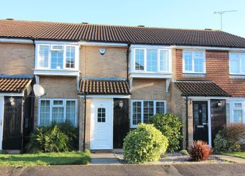 Thumbnail 2 bedroom terraced house for sale in Renshaw Close, Luton, Bedfordshire