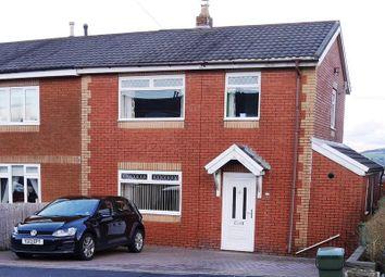 Thumbnail 3 bed semi-detached house for sale in Dan Caerlan, Llantrisant