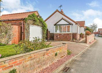 Sycamore Grove, Sherburn, Malton, North Yorkshire YO17. 2 bed bungalow for sale