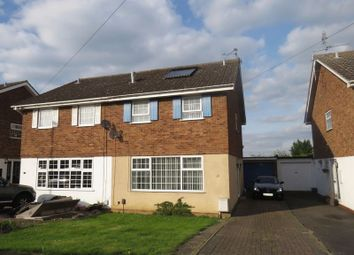 Thumbnail 3 bedroom property for sale in Melloway Road, Rushden