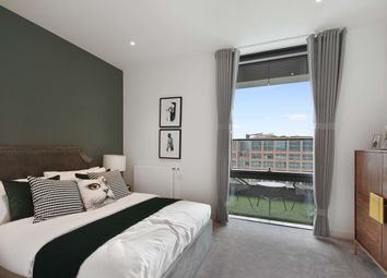Thumbnail 1 bed flat for sale in 14 Erebus Gardens, London