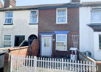 Thumbnail 2 bed terraced house for sale in St. Nicholas Road, Great Yarmouth