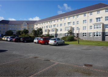Thumbnail 2 bed flat for sale in Clarence Road, Llandudno