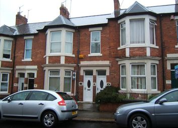Thumbnail 2 bed flat to rent in Sandringham Road, South Gosforth, Newastle