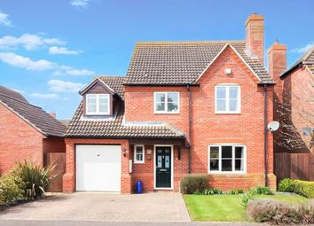 Thumbnail 4 bed detached house for sale in Laxton Grange, Bluntisham, Huntingdon