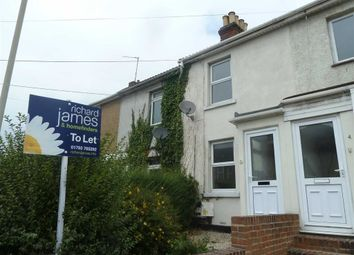 Thumbnail 2 bedroom terraced house to rent in Kingshill Road, Swindon, Wiltshire