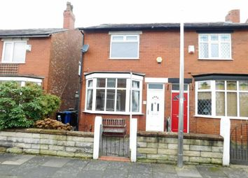 Thumbnail 2 bed semi-detached house for sale in Bordon Road, Cheadle Heath, Stockport