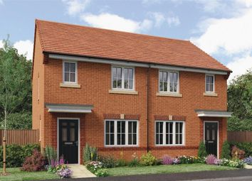 "Thumbnail 2 bedroom town house for sale in ""Yare"" at Ruby Lane, Mosborough, Sheffield"
